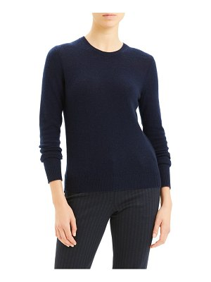 Theory crewneck cashmere sweater