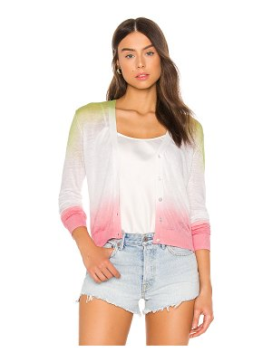 Theory dual ombre cardigan
