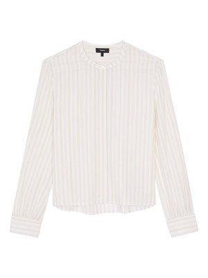 Theory easy corded shirt