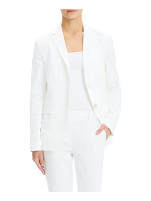 Theory Eco Crunch Wash Blazer