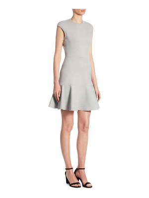 Theory Flare Sleeveless Dress