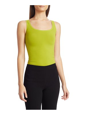Theory Len Tubular Stretch Jersey Tank Top