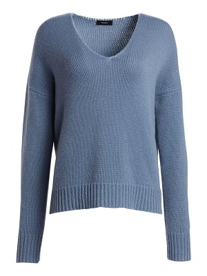 Theory oversize cashmere sweater