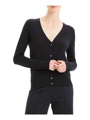 Theory regal v-neck cardigan