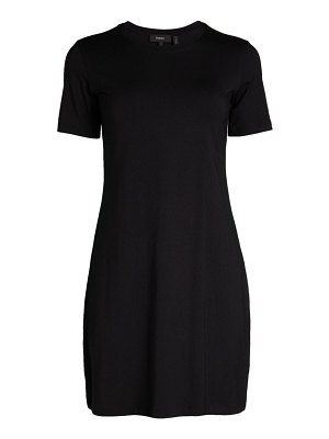 Theory Soft T-Shirt Dress