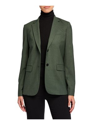 Theory Traceable Wool Classic Blazer