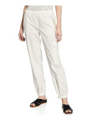 Theory Travel Cotton Cargo Pants