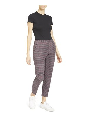 Theory Treeca Collins Knit Pull-On Pants