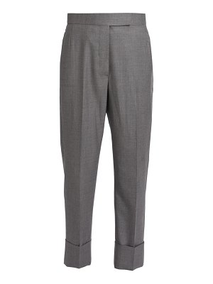 Thom Browne classic cashmere trousers
