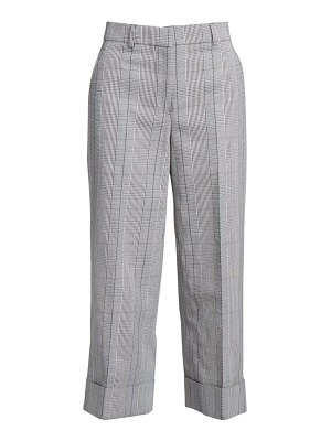 Thom Browne cropped sack trousers