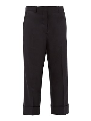 Thom Browne tailored wool twill trousers