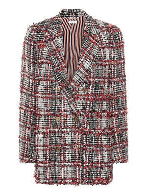 Thom Browne tweed blazer