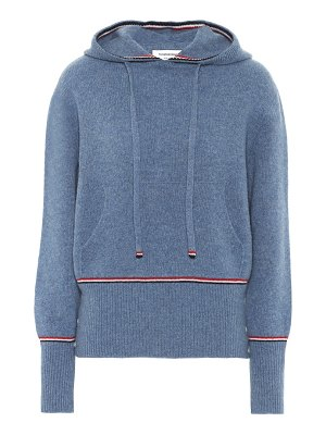 Thom Browne wool and cashmere hoodie