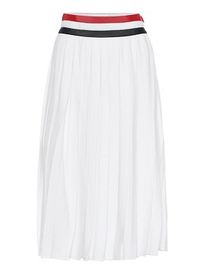 Thom Browne wool midi skirt