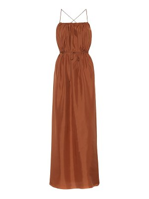 THREE GRACES LONDON Silk dress