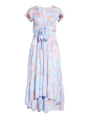 TIARE HAWAII blake cover-up maxi dress