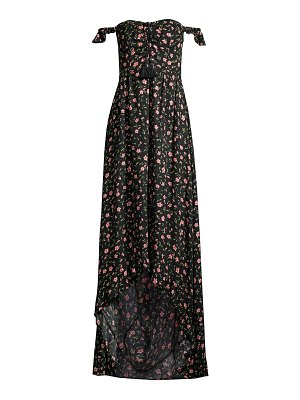 TIARE HAWAII mia maxi floral dress