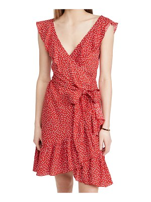 TIARE HAWAII muse wrap dress