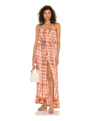 TIARE HAWAII ryden maxi dress