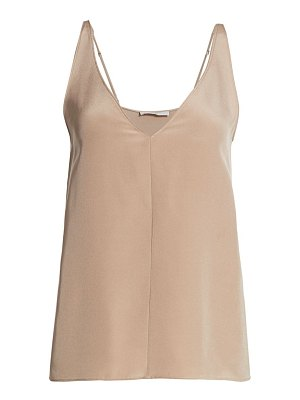 Tibi four ply silk camisole