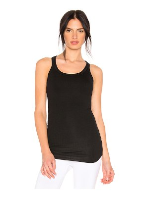 TLA by Morgan Stewart Ribbed Tank
