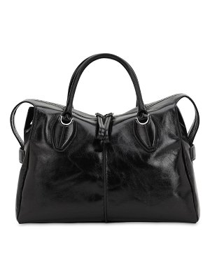 Tod's Any leather top handle bag