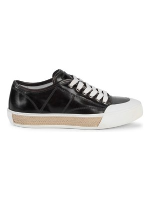 Tod's Athletic Leather Low-Top Sneakers
