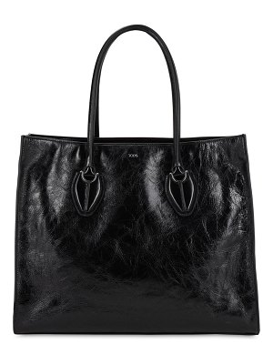 Tod's Cracle leather tote bag
