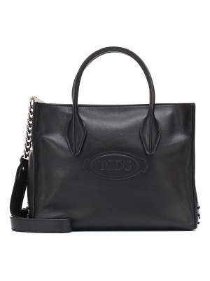 Tod's exclusive to mytheresa – leather tote