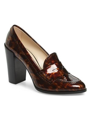 Tod's loafer pump