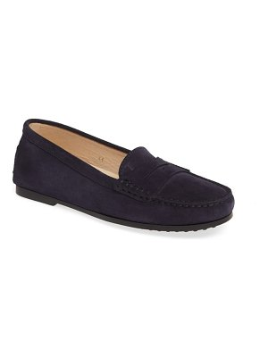 Tod's new city gommino moccasin