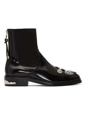 TOGA PULLA hardware boots