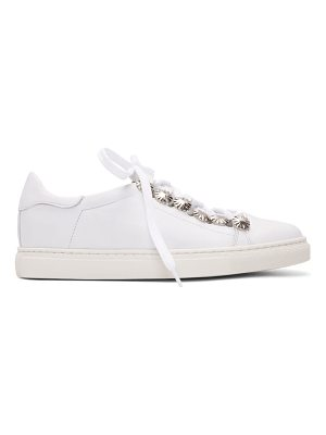 TOGA PULLA Leather Sneakers