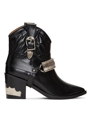 TOGA PULLA western detail boots