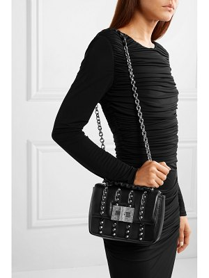 TOM FORD natalia small crystal-embellished quilted leather shoulder bag