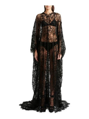 TOM FORD Sheer Lace Caftan