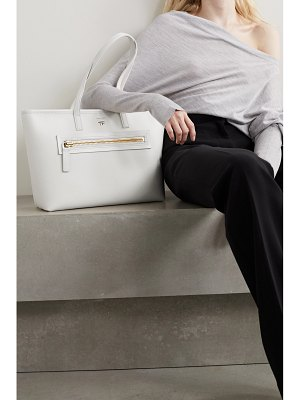 TOM FORD textured-leather tote