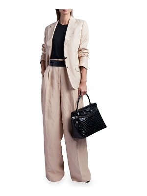 TOM FORD Two-Button Viscose-Linen Jacket