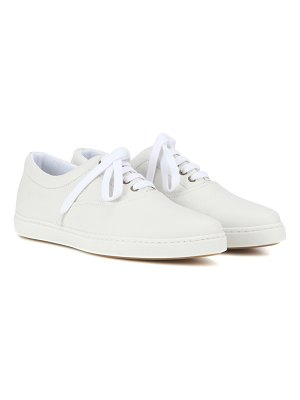 Tomas Maier Leather sneakers