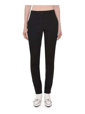 Tomas Maier Straight-Leg Cotton Pants