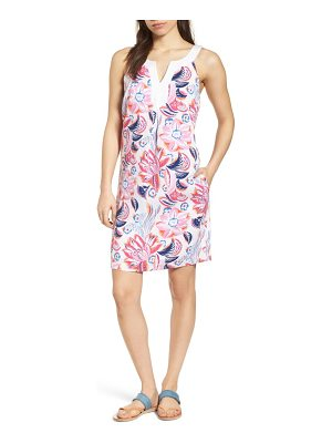 Tommy Bahama bohemian blossoms shift dress