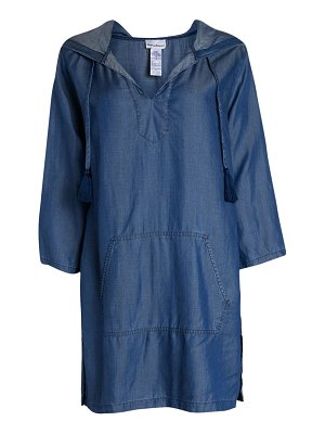 Tommy Bahama Chambray Tunic Coverup