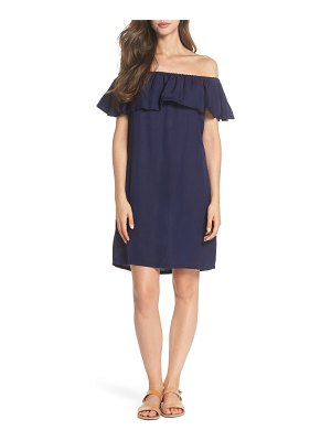 Tommy Bahama off the shoulder cover-up dress