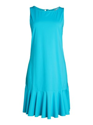 Tommy Bahama Pearl Drop-Waist Dress