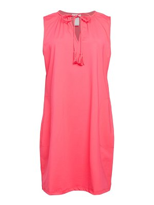 Tommy Bahama Pearl Splitneck Swim Dress