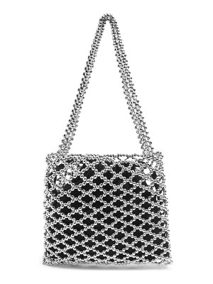 Topshop cindy net tote bag
