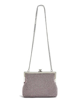 Topshop diamante shoulder bag