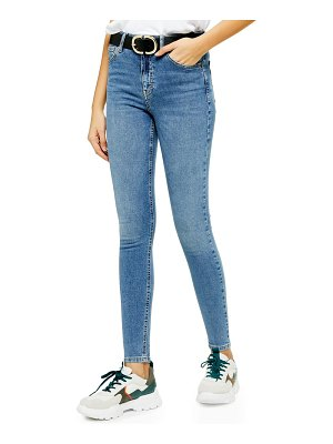Topshop jamie high waist ankle jeans