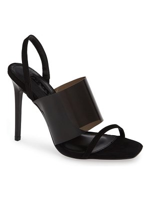 Topshop randy barely there sandal
