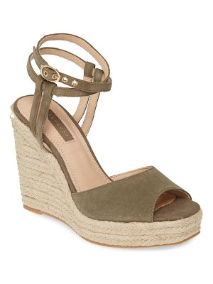 Topshop whitney espadrille wedge